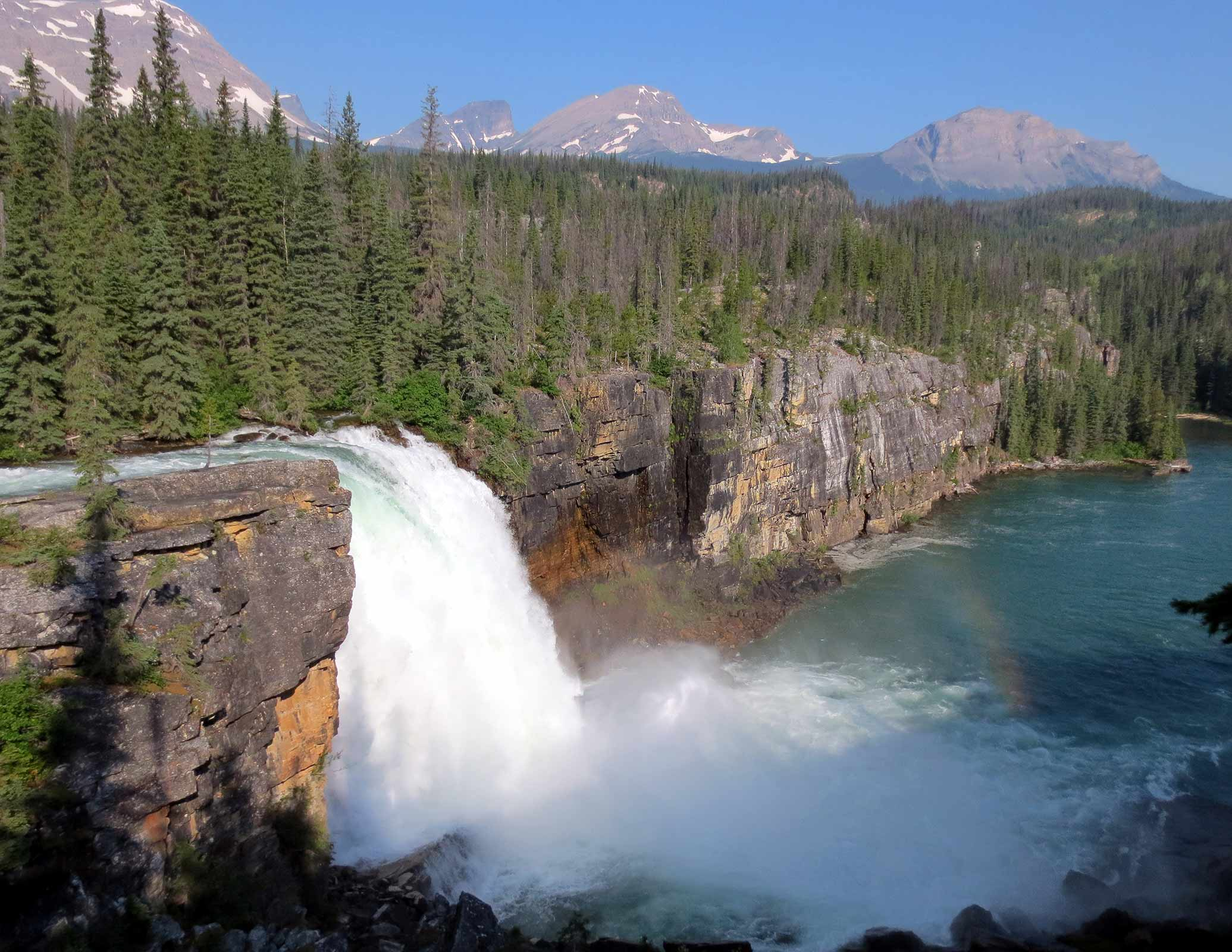 Cascades Brooks Falls